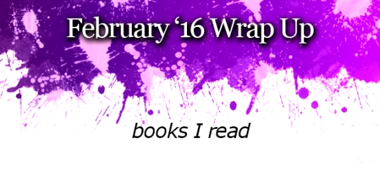 Wrap Up February Logo
