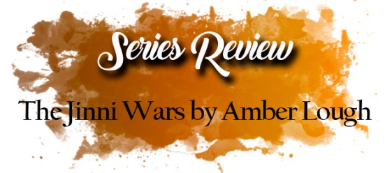 Book Review - The Jinni Wars